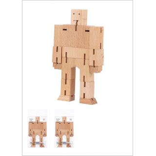 Rubiks Cube Robot Wood Tg1066 Miniso Australia