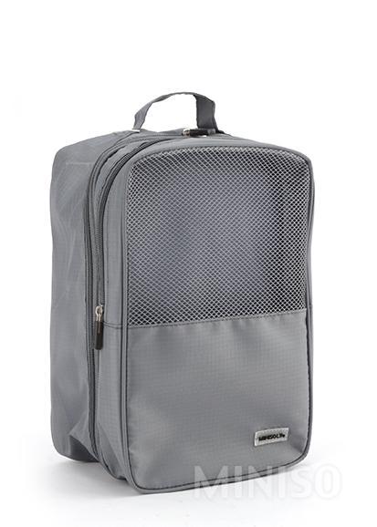 Traveling Shoe Bag Grey