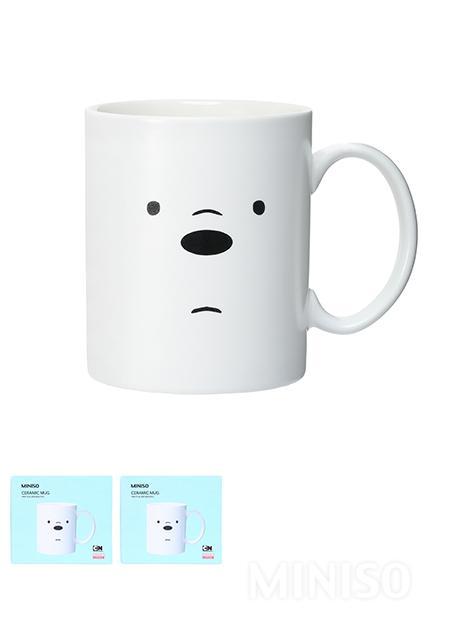 15dc0b0d9577e7 We Bare Bears Ceramic Mug[Ice Bear]