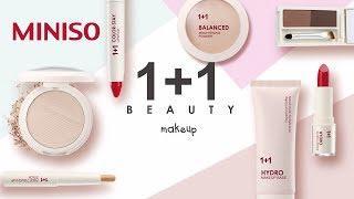 MINISO Make Up Tutorials 1+1 Beauty Series