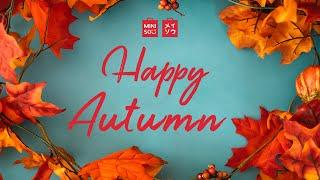 MINISO Happy Autumn Collections - We Bare Bears