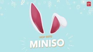 Hop into MINISO for A Happy Easter