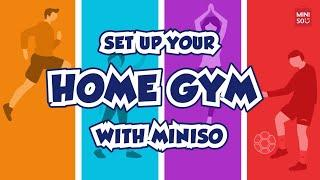 Excellent Ways To Work Out At Home#minisoau