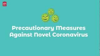 How to Keep Yourself Safe From Novel Coronavirus#minisoau