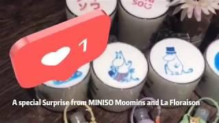 MINISO MOOMINS CAFE in Sydney