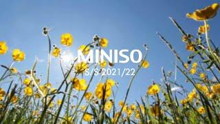 MINISO Australia S/S 2021/22 Fashion Collection